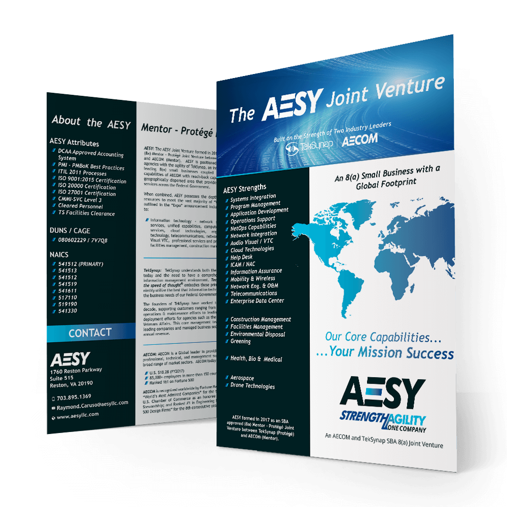 Brochure and Flyer Design Services